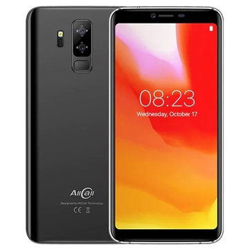 £71.83ALLCALL S5500 5.99 Inch 5500mAh Android 8.1 Triple Cameras Supports OTG 2GB RAM 16GB ROM MTK6580M Quad Core 3G SmartphoneSmartphonesfromMobile Phones & Accessorieson banggood.com