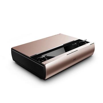 JMGO SA Ultra Short Throw 2500 ANSI Lumens Laser Projector 2GB DDR3 + 16GB eMMC 2.4GHz + 5GHz WiFi - Globe Version