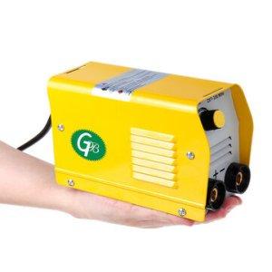 Στα 31€ από αποθήκη Τσεχίας   miniGB ZX7-200 220V 200A Mini Electric Welding Machine IGBT DC Inverter ARC MMA Stick Welder 220V