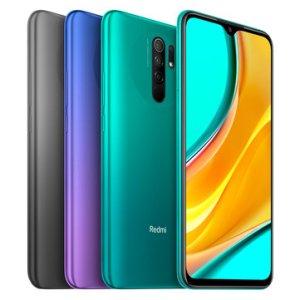 Δωρεαν μεταφορικα | Xiaomi Redmi 9 Global Version NFC 6.53 inch Quad Rear Camera 3GB RAM 32GB ROM 5020mAh Helio G80 Octa core 4G Smartphone