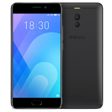 Meizu M6 NOTE 5.5 Inch Dual Rear Camera 4GB RAM 32GB ROM Snapdragon 625 Octa Core 4G Smartphone