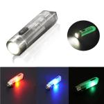 Στα €12.37 από Αποθήκη Κίνας | JETBEAM MINI ONE SE 500lm GITD EDC LED Keychain Flashlight with UV or Green or Red RGB Sidelight Type C Rechargeable Mini Pocket Light 365nm UV Flashlight Self luminous Camping Light