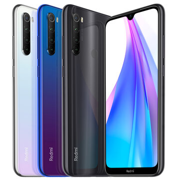 Xiaomi Redmi Note 8T Global Version 6.3 inch NFC 48MP Quad Rear Camera 4GB 64GB 4000mAh Snapdragon 665 Octa core 4G Smartphone Smartphones from Mobile Phones & Accessories on banggood.com