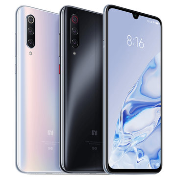 Xiaomi Mi9 Mi 9 Pro 5G Version 6.39 inch 48MP Triple Camera NFC 40W Fast Charge 12GB 512GB Snapdragon 855 Plus Octa core 5G Smartphone Smartphones from Mobile Phones & Accessories on banggood.com