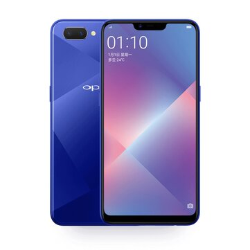 OPPO A5 6.2 Inch Notch Screen Android 8.1 4230mAh 4GB RAM 64GB ROM SDM 450B Octa Core 1.8GHz 4G Smartphone Smartphones from Mobile Phones & Accessories on banggood.com