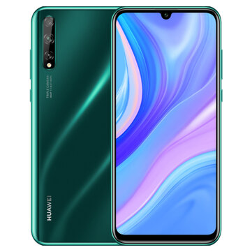 HUAWEI Enjoy 10S 6.3 inch 48MP Triple Rear Camera 4000mAh 6GB 128GB Kirin 710F Octa Core 4G Smartphone Smartphones from Mobile Phones & Accessories on banggood.com