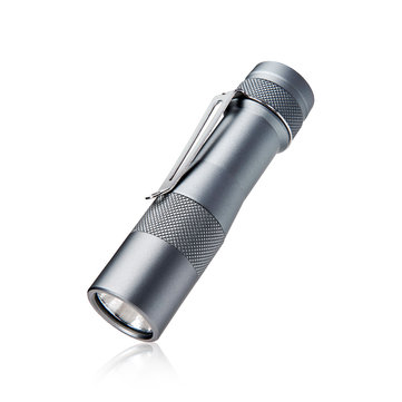 Lumintop FW1A XPL/SST20 1200lm Anduril LED EDC Flashlight 18650 Mini LED Keychain Light IPX8 Waterproof Mini Torch Light Work Lamp