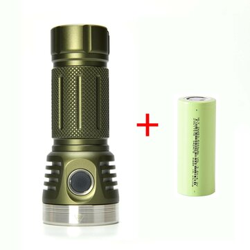 Astrolux MF01 Mini 7* SST20 5500lm EDC Flashlight + HLY 26650 5000mAh 3C Power Battery
