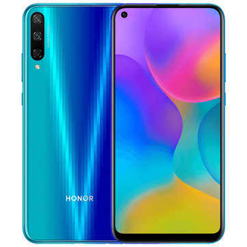 HUAWEI HONOR Play 3 6.39 inch 48MP Triple Rear Camera 4GB 128GB 4000mAh Kirin 710F Octa core 4G Smartphone Smartphones from Mobile Phones & Accessories on banggood.com
