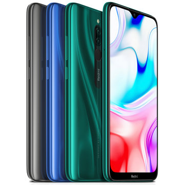Xiaomi Redmi 8 CN Version 6.22 inch Dual Rear Camera 3GB 32GB 5000mAh Snapdragon 439 Octa core 4G Smartphone Smartphones from Mobile Phones & Accessories on banggood.com