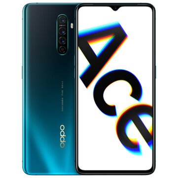OPPO Reno Ace CN Version 6.5 inch FHD+ 90 Hz Refresh Rate NFC 4000mAh SuperVOOC 2.0 48MP Quad Rear Cameras 8GB RAM 256GB ROM Snapdragon 855 Plus Octa Core 2.96GHz 4G SmartphoneSmartphonesfromMobile Phones & Accessorieson banggood.com