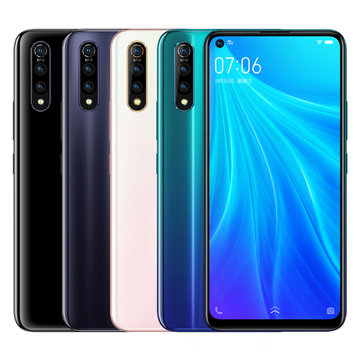 VIVO Z5x 6.53 inch 5000mAh Triple Rear Camera Android 9.0 4GB 64GB Snapdragon 710 Octa Core 4G Smartphone Smartphones from Mobile Phones & Accessories on banggood.com