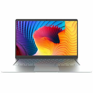Jumper EZbook A5 Laptop 14.0 inch Intel Atom X5-Z8350 Intel HD Graphics 400 4GB RAM 64GB eMMC Notebook - Silver
