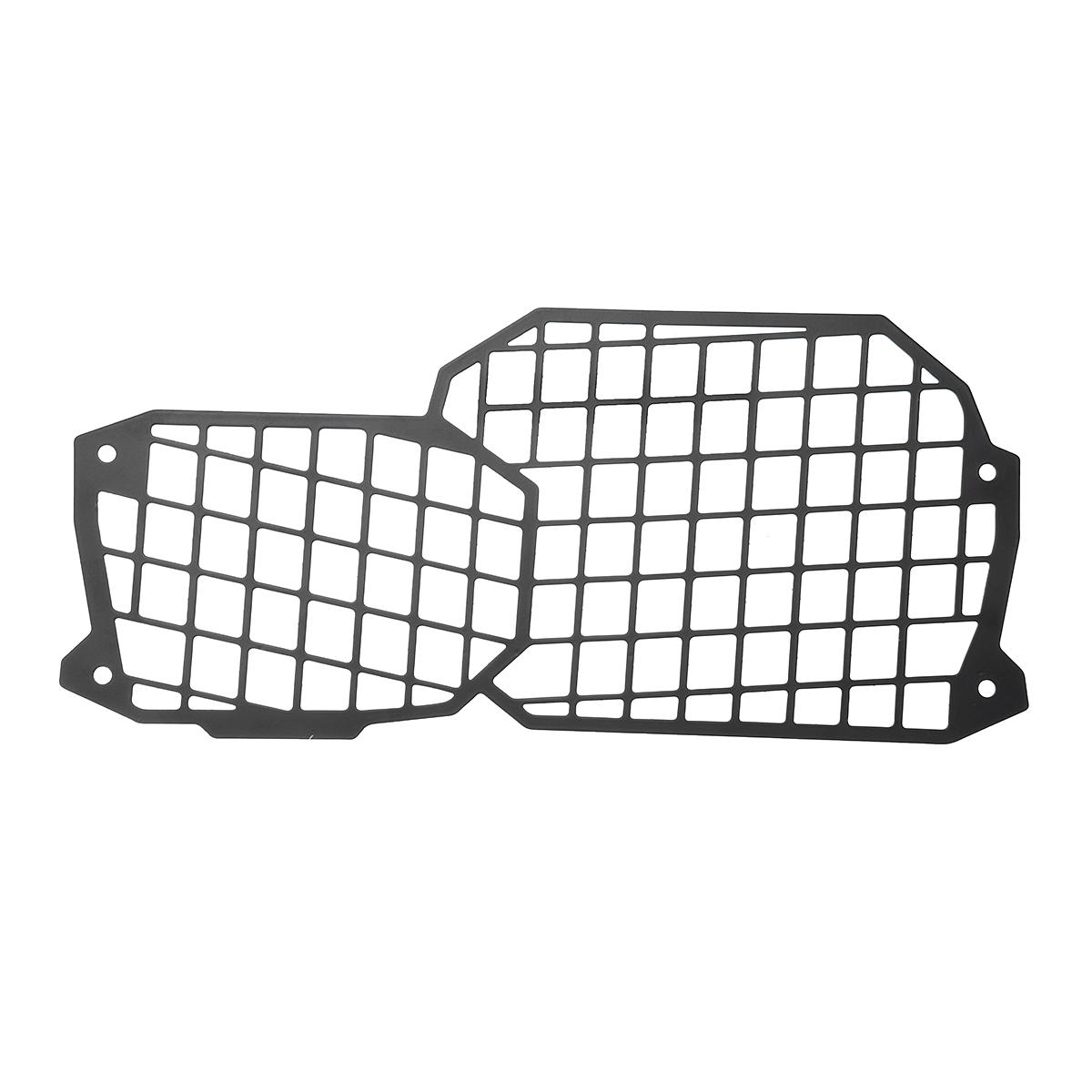 motorcycle headlight bracket lamp grill protector guard