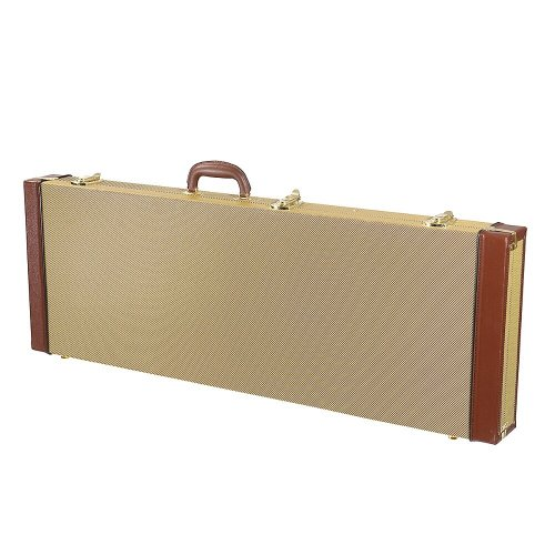 small resolution of electric guitar hard case bag rectangular with lock for strat tele soloist guitar cod