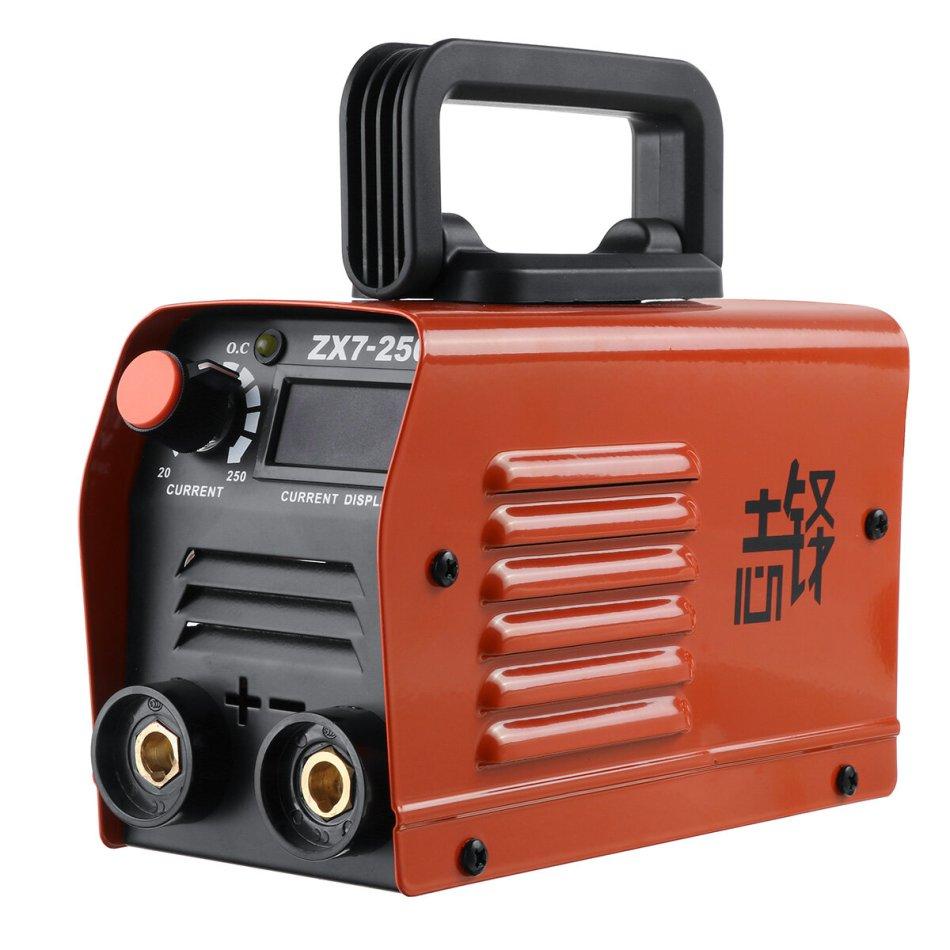 ZX7-250 220V MINI Electric Welding Machine Household ARC MMA IGBT DC Inverter Welder Tool