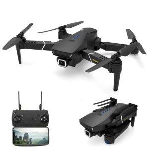 Στα 72€ από αποθήκη Τσεχίας | Eachine E520S GPS WIFI FPV With 4K/1080P HD Camera 16mins Flight Time Foldable RC Drone Quadcopter – Without Storage Bag 720P Three Batteries