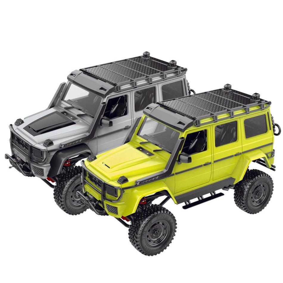 MN 1/12 MN86KS G500 RC Car KIT 2.4G 4WD Unassembled Crawler Off Road DIY Truck Vehicle Models