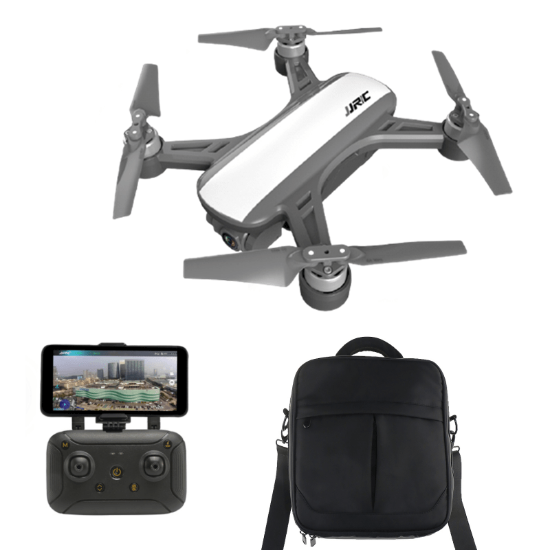 JJRC X9PS Upgraded Heron GPS 5G WiFi FPV With 4K HD Camera Optical Flow Positioning 249g RC Drone Quadcopter RTF