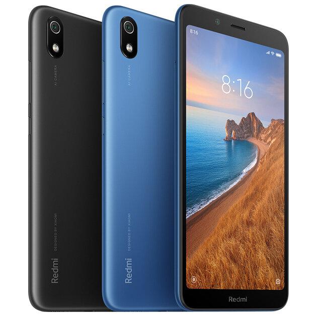 £89.0227%Xiaomi Redmi 7A Global Version 5.45 inch Face Unlock 4000mAh 2GB 16GB Snapdragon 439 Octa core 4G SmartphoneSmartphonesfromMobile Phones & Accessorieson banggood.com