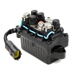 motor power trim relay 2 pin for yamaha outboard 4 stroke engine 40 90hp cod [ 1200 x 1200 Pixel ]