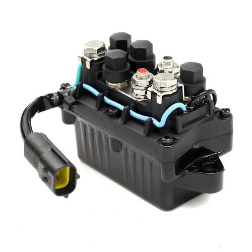 small resolution of motor power trim relay 2 pin for yamaha outboard 4 stroke engine 40 90hp cod