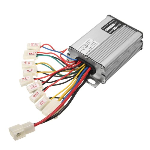 small resolution of 36v 1000w electric scooter motor brush speed controller for vehicle bicycle bike cod