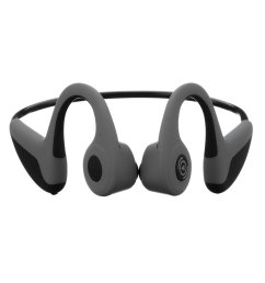 fmj wireless smart bone conduction bluetooth 5 0 headset waterproof sports handsfree earphone headphone black cod [ 1200 x 1200 Pixel ]