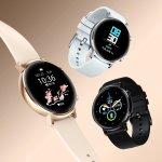 Στα €20.39 από αποθήκη Κίνας   30 Days StandbyZeblaze GTR 1.3 Full Touch Curved Screen bluetooth 5.1 Heart Rate Blood Pressure Monitor Female Cycle Tracker Smart Watch
