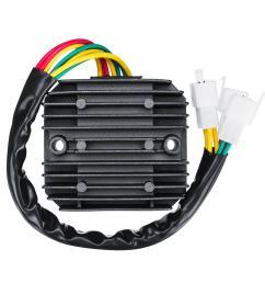motorcycle voltage rectifier regulator for honda vt1100 vt 1100 c2 2 ace 97 98 cod [ 1200 x 1200 Pixel ]