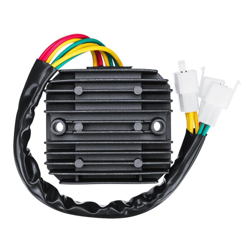 medium resolution of motorcycle voltage rectifier regulator for honda vt1100 vt 1100 c2 2 ace 97 98 cod