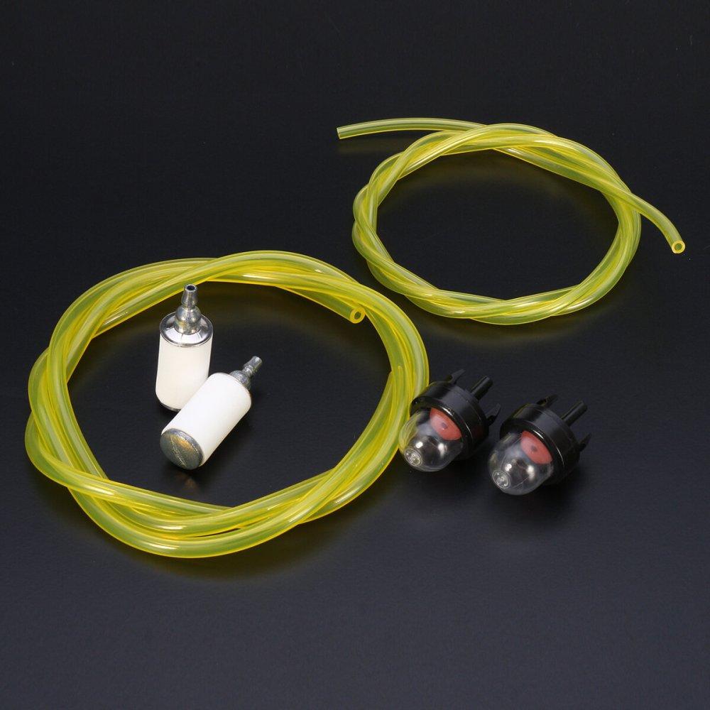 medium resolution of carburetor primer bulb 3 feet fuel gas line fuel filter for mcculloch husqvarna stihl