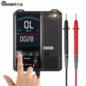 Στα €15.93 από αποθήκη Κίνας | Mustool MT111 Touch Screen Digital Multimeter 6000 Counts Intelligent Scanning Digital Multimeter AC DC Measurement NCV True RMS Measurement