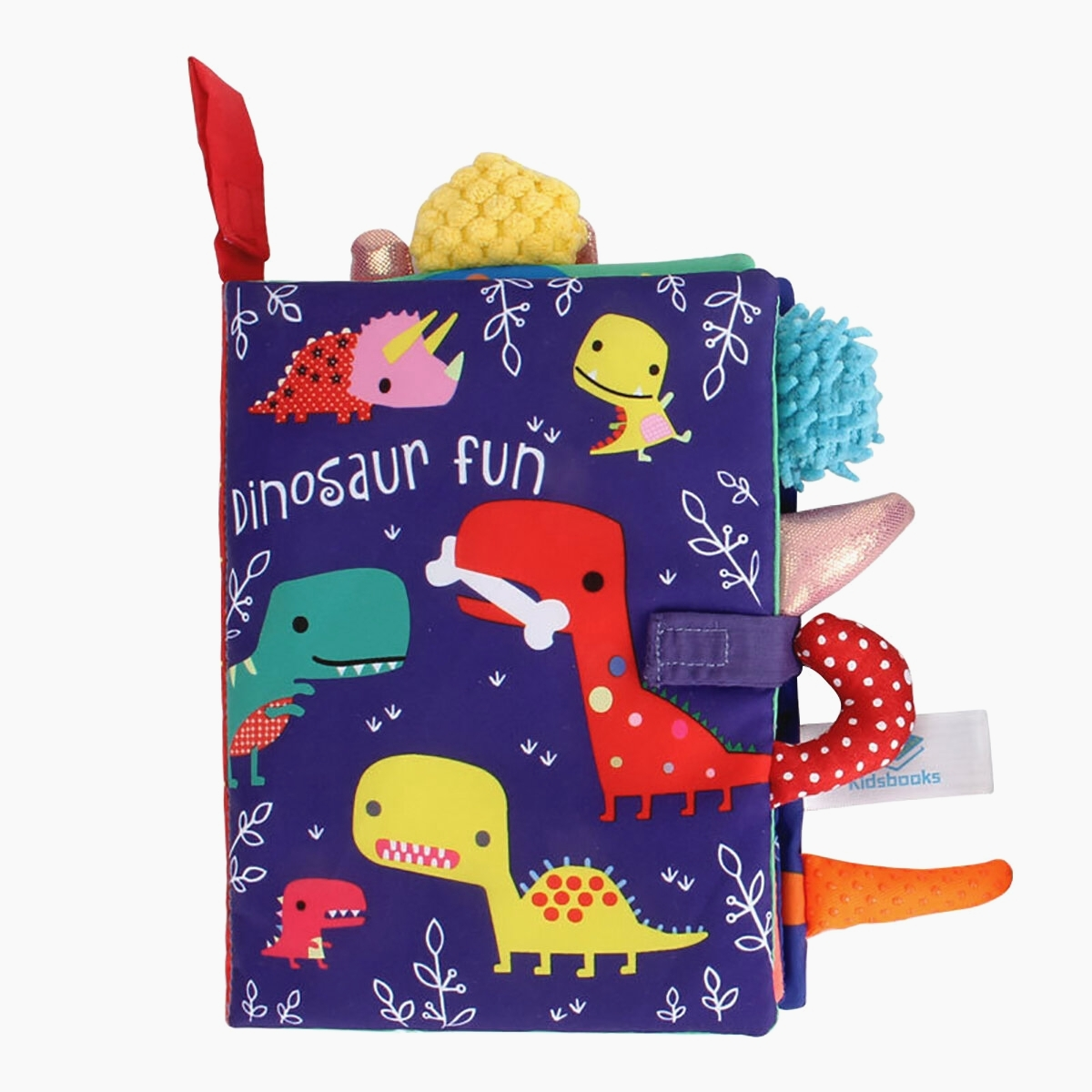 Download HOT SALE up to 30% Multifunctional Tail Cloth Book Educational Toy Book Tear proof Inner   #QpiX0