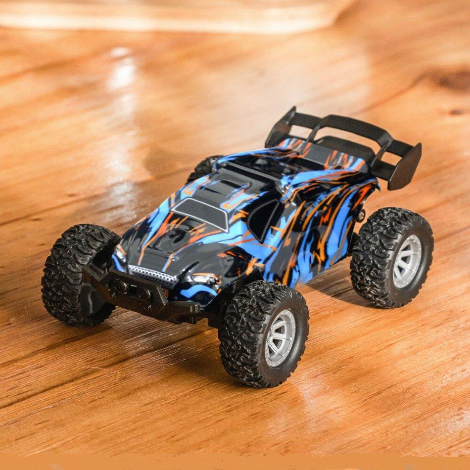 S809 RTR 1/32 2.4G 2WD Mini LED Light RC Car Dual Speed Off-Road Vehicles Kids Child Toys Model