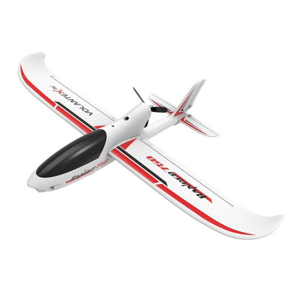 Volantex 767-2 Ranger 750 750mm Wingspan EPO Gyro FPV RC Airplane Fixed Wing RTF with One Key Return Function