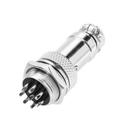 gx16 8 16mm 8 pin male female wire panel connector circular aviation connector socket plug cod [ 1000 x 1000 Pixel ]