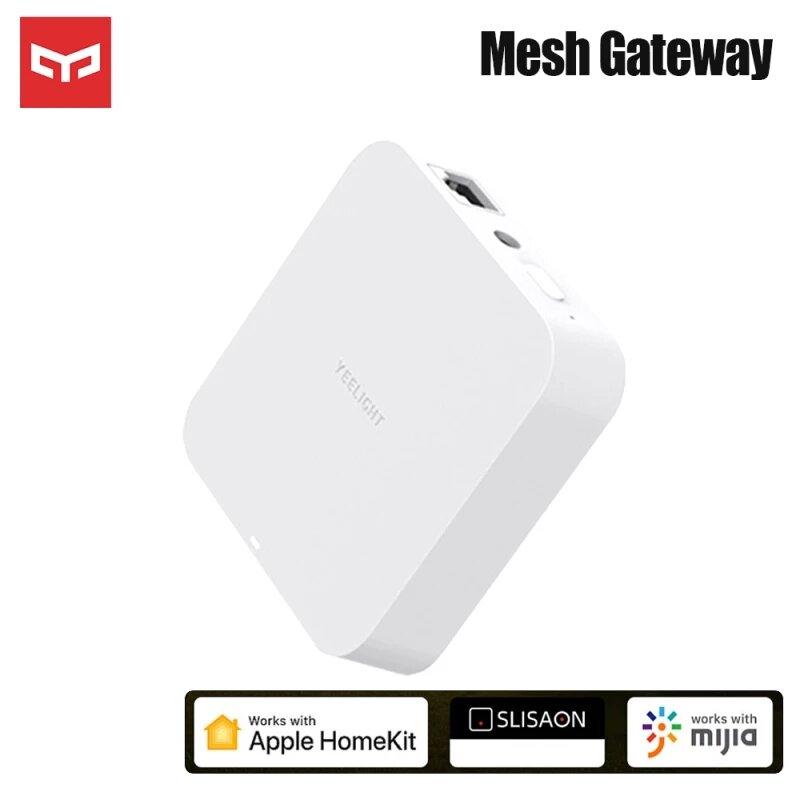 Yeelight Mesh Gateway Hub YLWG01YL Supporting Device For Mesh Lighting Products Work With Apple Homekit Mijia App