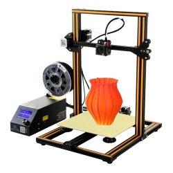 Creality 3D® CR-10 DIY 3D Kit d'Imprimante 300*300*400mm Imprimante de Taille 1.75mm 0.4mm Ajutage