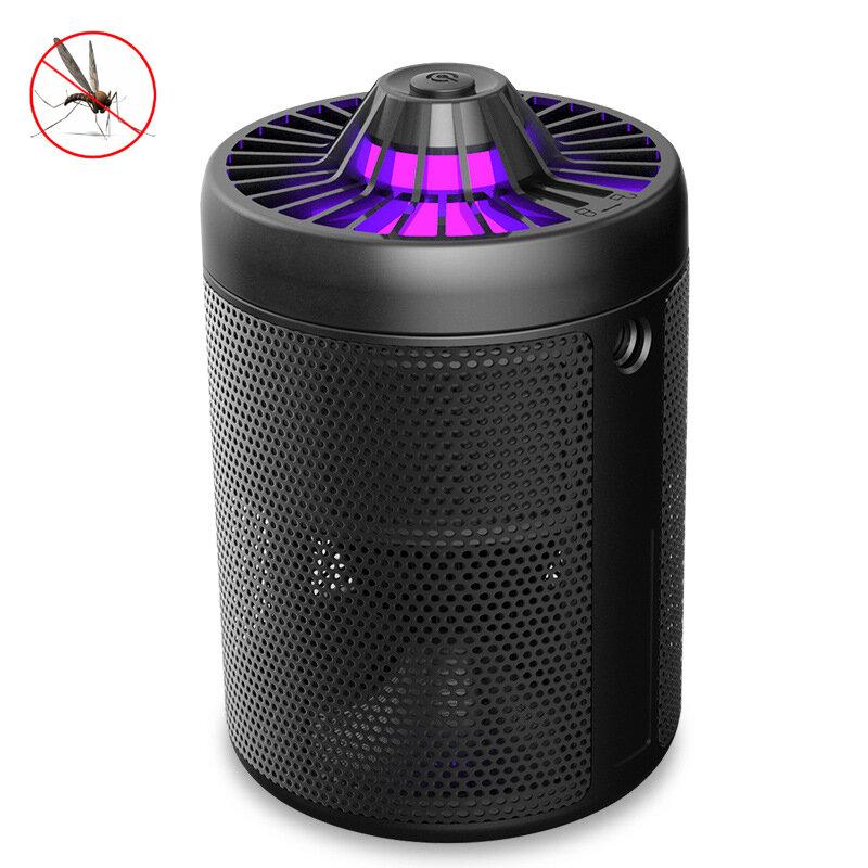 Loskii LM-707 USB Powered Smart LED UV Mosquito Killer Trap Lamp Flies Killer Mosquito Repellent Catcher
