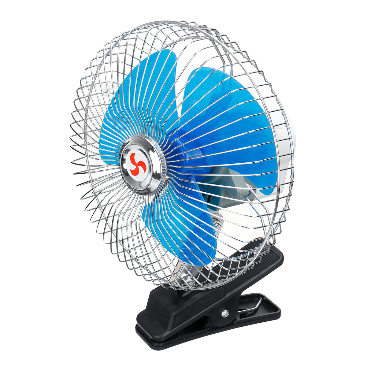 8 Inch Auto Clip On Oscillating Cooling Fan 24v Fan