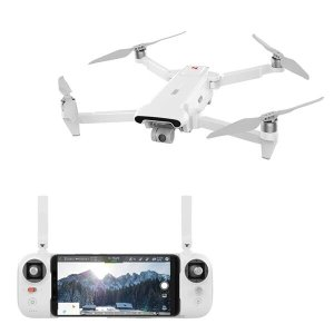 Στα €308 από αποθήκη Τσεχίας με Pay and deposit | FIMI X8 SE 2020 8KM FPV With 3-axis Gimbal 4K Camera HDR Video GPS 35mins Flight Time RC Quadcopter RTF One Battery Version – White No FIMI Premium Care