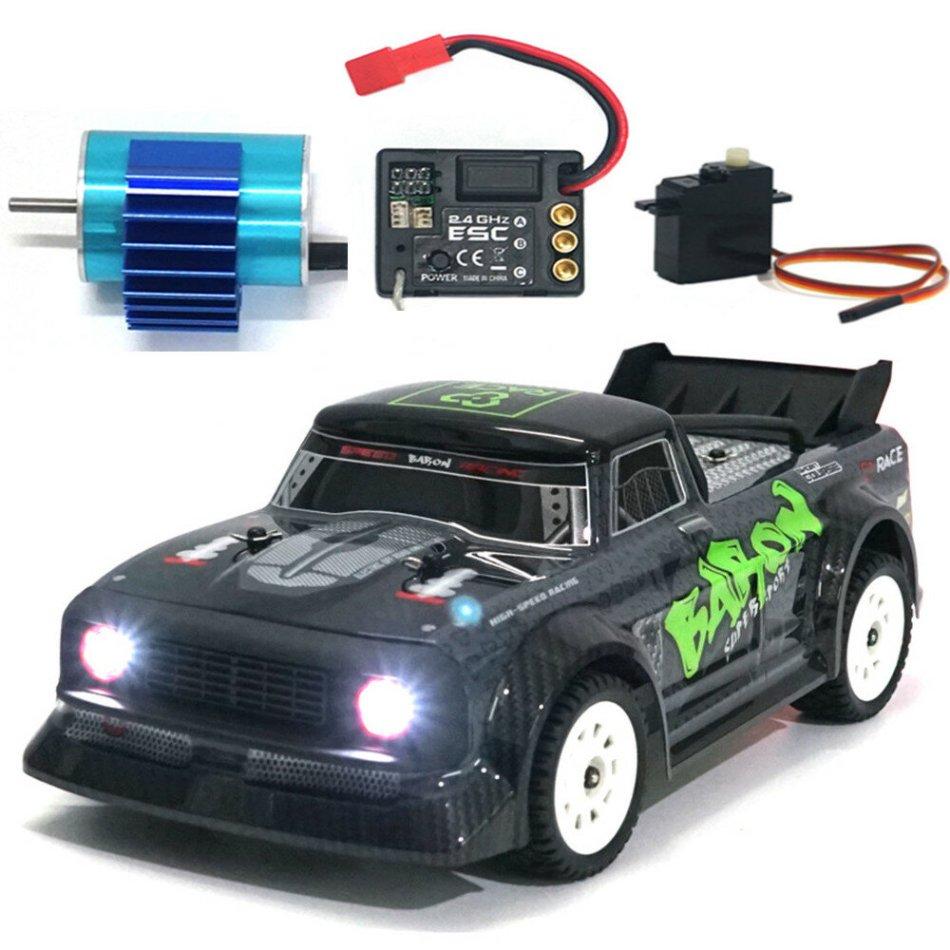 SG 1603 1604 Brushless 60km/h Upgraded RTR 1/16 2.4G 4WD RC Car Drift Vehicles Model Toys