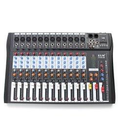 el m ct 120s 12 channel professional live studio audio mixer power usb mixing console cod [ 1200 x 1200 Pixel ]