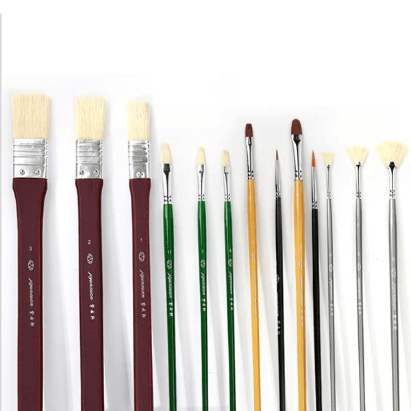 brush mix set professional