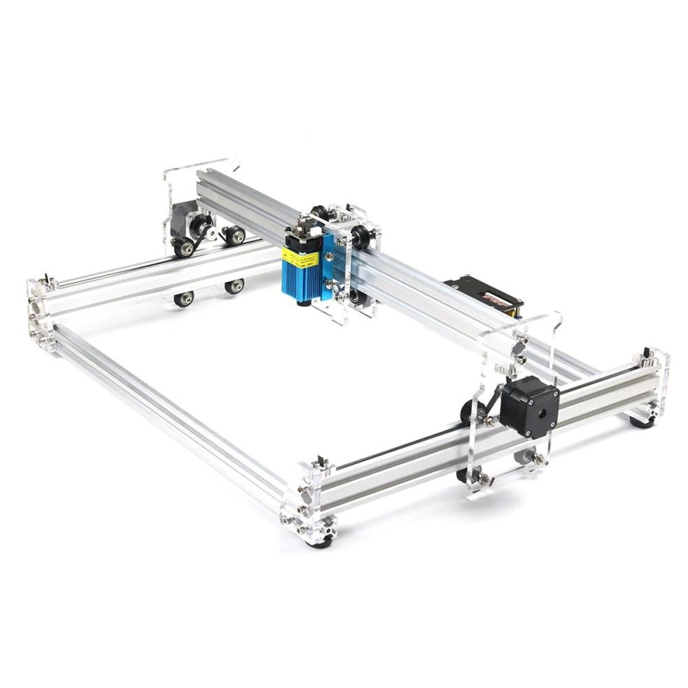 medium resolution of eleksmaker elekslaser a3 pro 2500mw laser engraving machine cnc laser printer sale banggood mobile