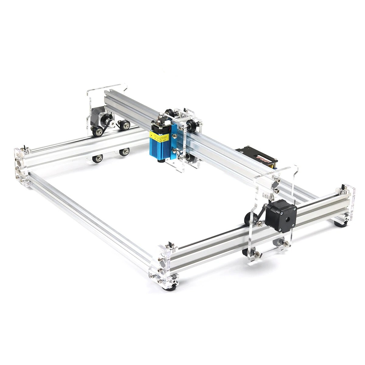 hight resolution of eleksmaker elekslaser a3 pro 2500mw laser engraving machine cnc laser printer sale banggood mobile
