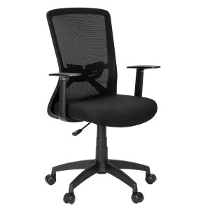 Στα €66.26 από αποθήκη Τσεχίας | Douxlife® DL-OC04 Mesh Office Chair Ergonomic Design with Breathable Mesh High Elasticity Foam Cushion Lumbar Support for Home Office