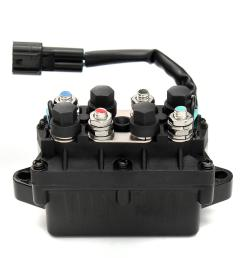 trim relay assy 3pin for yamaha 61a 81950 00 00 outboard 4 stroke cod [ 1200 x 1200 Pixel ]