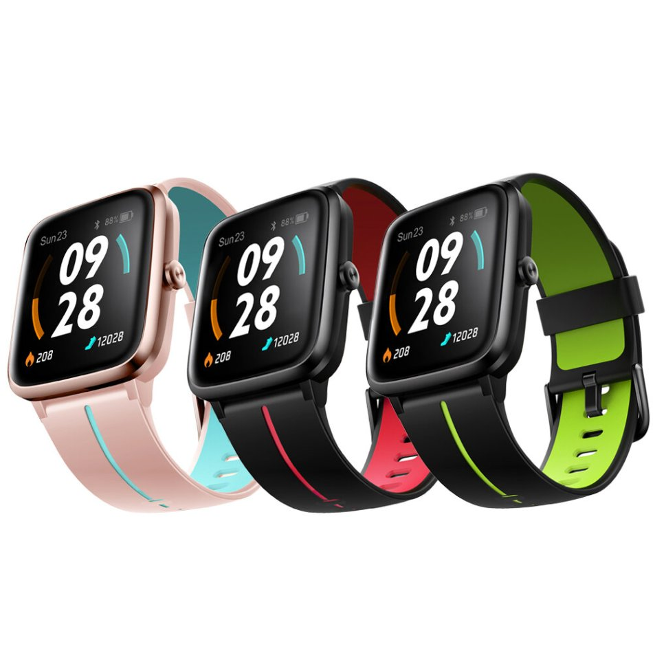 Ulefone Watch GPS 40 Days Battery Life Wristband Built-in GPS Female Health Monitor 14 Sport Moes Tracker Weather Forecast Smart Watch